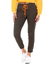 Bottoms - Twill Pull On Cargo Jogger W/Drawstring-2396314