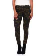 Bottoms - Camo Cargo Skinny Ankle Pant-2396460