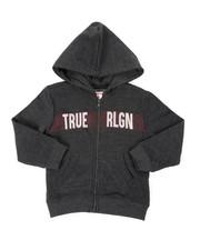 True Religion - TR Line Hoodie (2T-4T)-2400937