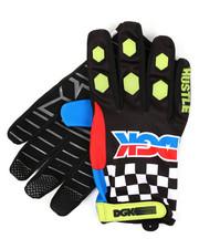 Gloves & Scarves - Team Hustle Custom Gloves-2401022