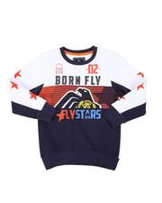 Sweatshirts & Sweaters - Fleece Crew Neck Sweatshirt (8-20)-2400517