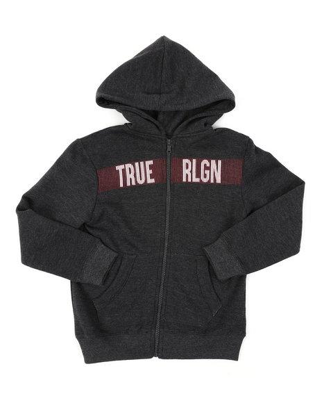 True Religion - TR Line Hoodie (4-7)