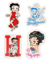 HUF - Betty Boop Sticker Pack-2401019