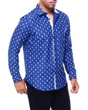 Men - Sailboat Ls Woven Shirt-2401255