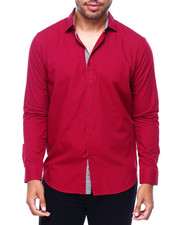 Buyers Picks - LS Classic Woven Shirt-2401226