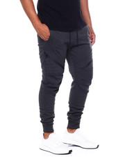 Men - Moto Jogger w Wax Zipper-2401423