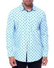 Men - Sailboat Ls Woven Shirt-2401243