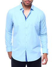 Buyers Picks - LS Classic Woven Shirt-2401220