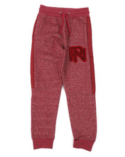 Parish - Marled Fleece Sweatpants (8-20)-2401390