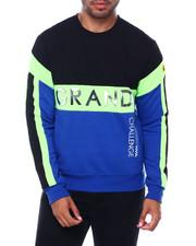Buyers Picks - Grand Colorblock Crewneck Sweatshirt-2401404
