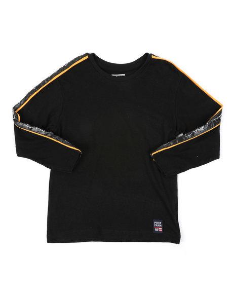 Phat Farm - Long Sleeve Poly Taped Crew Neck Shirt (4-7)