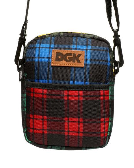 DGK - Patchwork Shoulder Bag