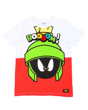 Sizes 8-20 - Big Kids - Marvin The Martian Tee (8-18)-2401708