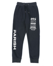 Parish - Fleece Sweatpants (8-20)-2401064
