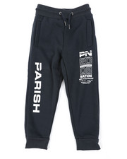 Parish - Fleece Sweatpants (4-7)-2401059