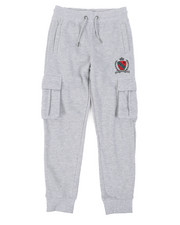 Parish - Fleece Sweatpants (8-20)-2401087