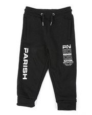 Parish - Fleece Sweatpants (2T-4T)-2401070
