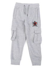 Parish - Fleece Sweatpants (4-7)-2401082