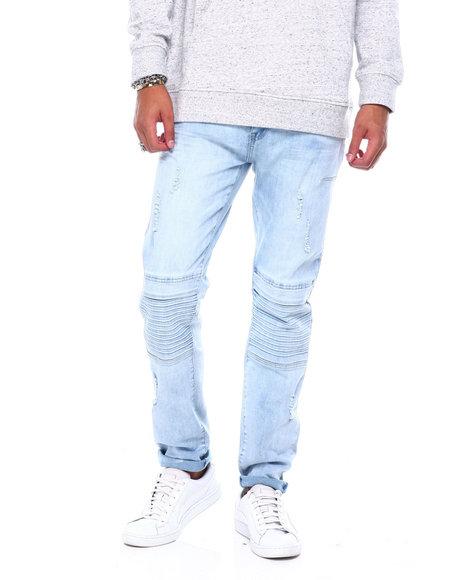 CALIBER - Silicone Ripple Knee Jean