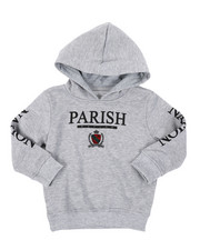 Parish - Fleece Pop Over Hoodie (2T-4T)-2401433