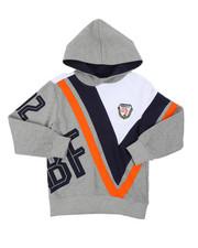 Sizes 8-20 - Big Kids - Fleece Pop Over Hoodie (8-20)-2401385
