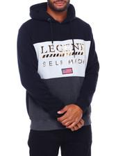 Men - Legend Embossed Hoody-2402611