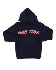 Nautica - Donovan Logo Hoodie (8-20)-2401030