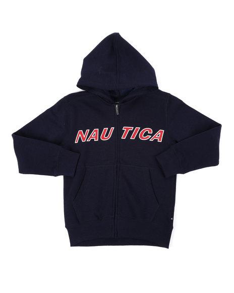 Nautica - Donovan Logo Hoodie (8-20)