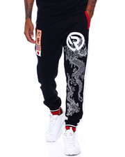 Buyers Picks - Dragon Embroidered Trackpant-2402606
