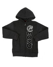 Ecko - Regular Fleece Hoodie (8-20)-2401596