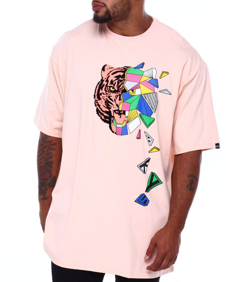 Buyers Picks - Break Away S/S Tee W/Flocking Print (B&T)