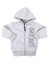 Hoodies - Regular Fleece Hoodie (4-7)-2401600