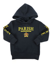 Parish - Fleece Pop Over Hoodie (2T-4T)-2401414