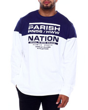 Parish - L/S Fashion Tee (B&T)-2400812