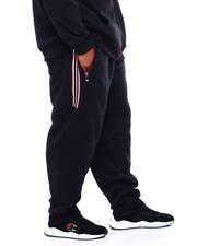 Joggers - Stripe Trim Sweat Pant (B&T)-2402211