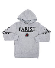 Parish - Fleece Pop Over Hoodie (8-20)-2401447