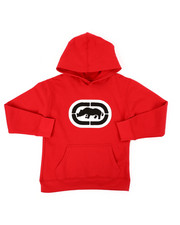 Sizes 8-20 - Big Kids - Fleece Pullover Hoodie (8-18)-2401457