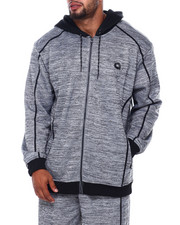 Big & Tall - Full-Zip Hoody (B&T)-2401750