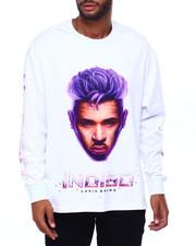 Men - Indigo Portrait LS Shirt-2402481
