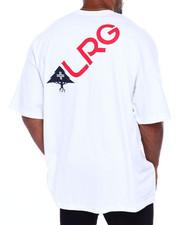 LRG - LRG Slant S/S Tee (B&T)-2400782