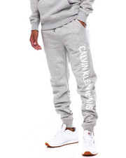 Sweatpants - VERITCAL LOGO SWEATPANT-2402824