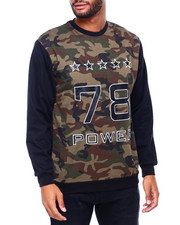 Men - 78 Power Crewneck Sweatshirt-2402571