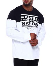 Parish - L/S Fashion Tee (B&T)-2400774