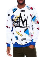 Buyers Picks - Crown 90 Pop Crew Sweatshirt-2402376