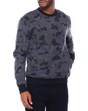 Buyers Picks - All over Camo Crewneck Sweatshirt-2402460