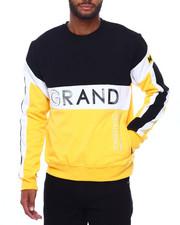Buyers Picks - Grand Colorblock Crewneck Sweatshirt-2402476