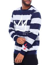 Buyers Picks - Crown Stripe Crew Sweatshirt-2402403