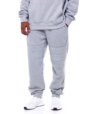 Men - Biker Fleece Pants (B&T)-2400833