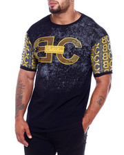 Men - B/C Collection W/Glitter S/S Tee (B&T)-2401758