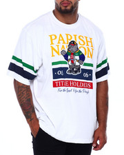 Parish - Fashion S/S Tee (B&T)-2401733